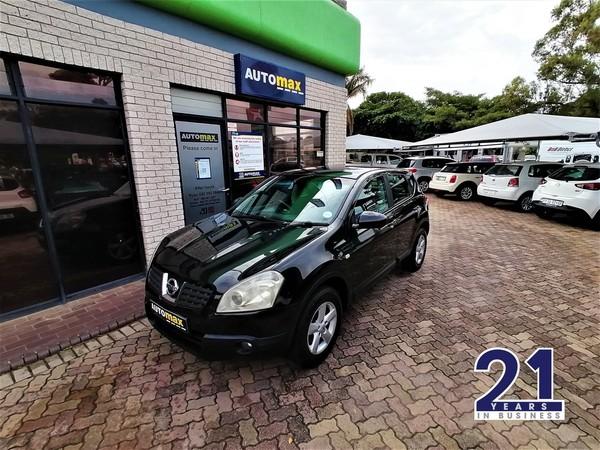 2009 Nissan Qashqai 2.0 Dci Acenta  Eastern Cape Port Elizabeth_0