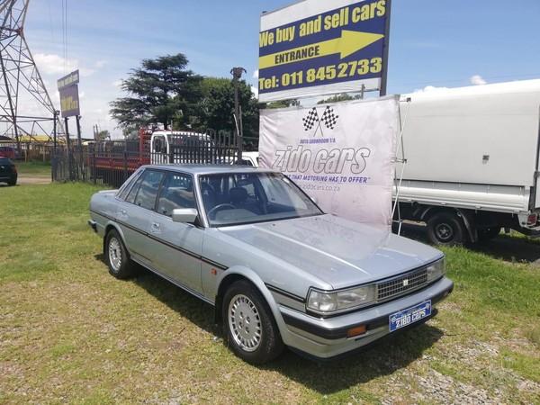 1991 Toyota Cressida 3.0 Gls 5 Spd  Gauteng Kempton Park_0