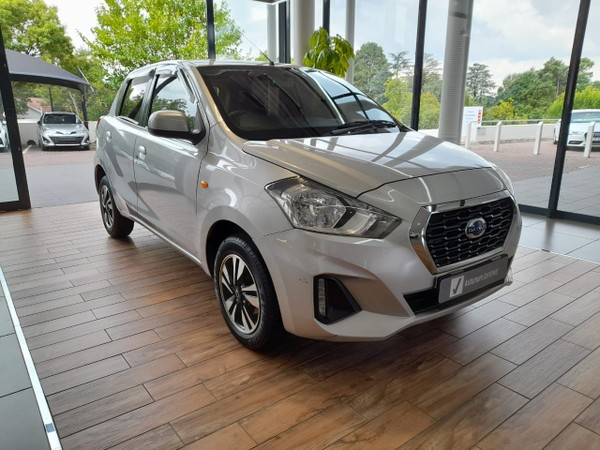 2019 Datsun Go 1.2 LUX Gauteng Bryanston_0