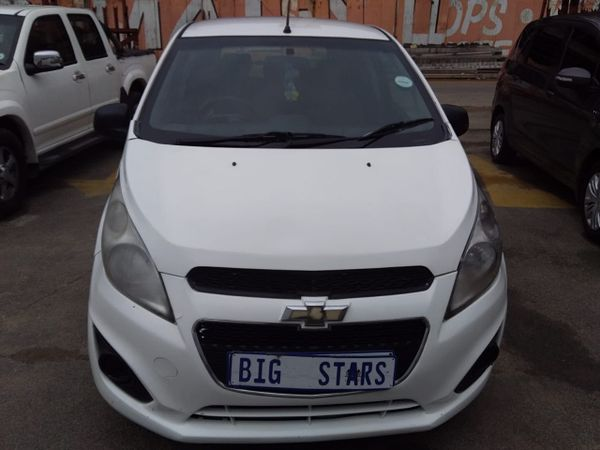2014 Chevrolet Spark 1.2 L 5dr  Gauteng Johannesburg_0