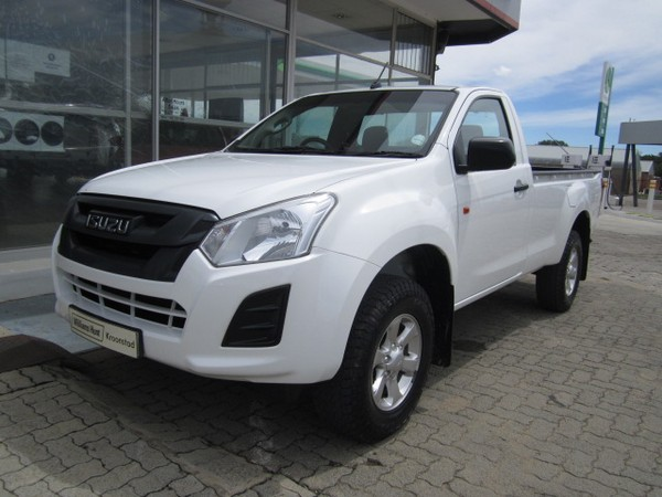 2019 Isuzu D-MAX 250 HO Fleetside Safety Single Cab Bakkie Free State Kroonstad_0