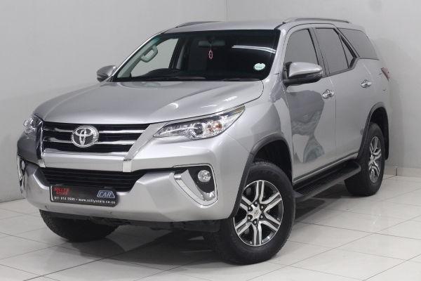 2019 Toyota Fortuner 2.4GD-6 RB Auto Gauteng Nigel_0