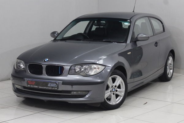 2009 BMW 1 Series 116i 3dr e81 Manual Gauteng Nigel_0