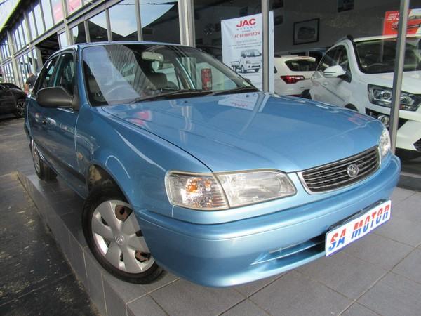 2002 Toyota Corolla 160i Gle At  Gauteng Randburg_0