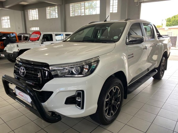 2020 Toyota Hilux 2.8 GD-6 RB Auto Raider Double Cab Bakkie Western Cape Wynberg_0