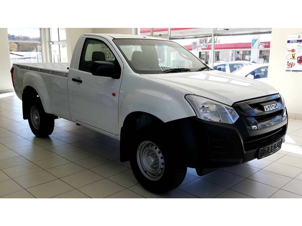 2021 Isuzu D-MAX 250C Fleetside Single Cab Bakkie Mpumalanga Secunda_0