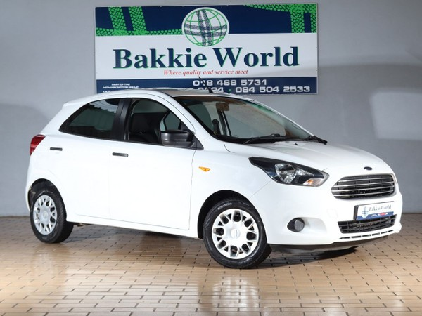 2018 Ford Figo 1.5Ti VCT Ambiente 5-Door North West Province Klerksdorp_0