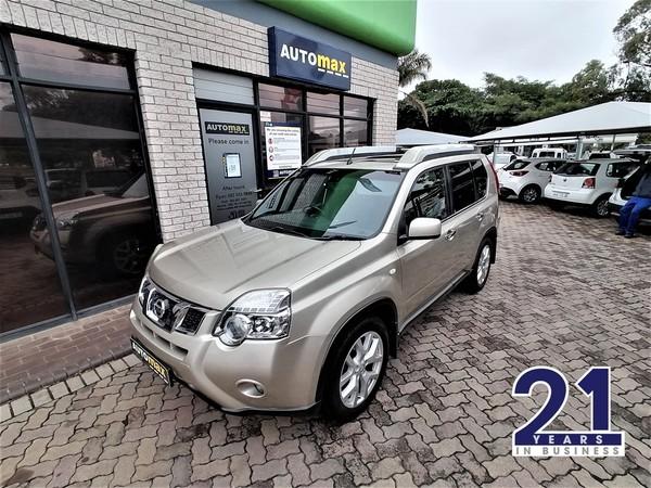 2012 Nissan X-Trail 2.5 Cvt Le r81r87  Eastern Cape Port Elizabeth_0