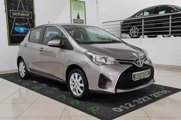2015 Toyota Yaris 1.0 5-Door Gauteng Pretoria_0