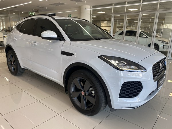 2021 Jaguar E-Pace D180 2.0D Chequered Flag 132KW Free State Bloemfontein_0