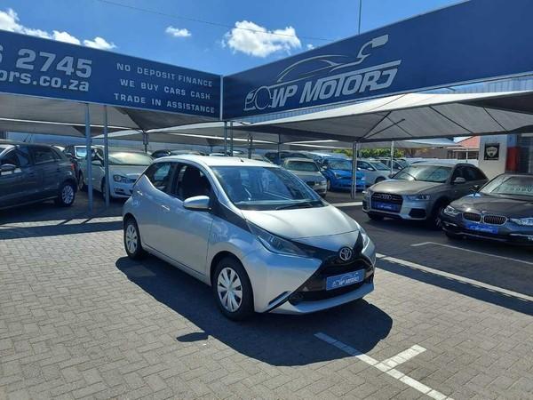 2018 Toyota Aygo 1.0 5-Door Western Cape Bellville_0