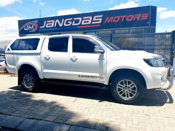 2015 Toyota Hilux 3.0 D-4D LEGEND 45 4X4 Auto Double Cab Bakkie Gauteng Johannesburg_0