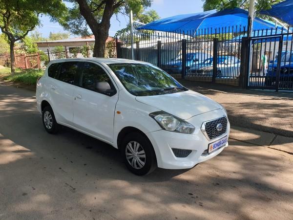 2018 Datsun Go  1.2 FC PV Gauteng Pretoria West_0
