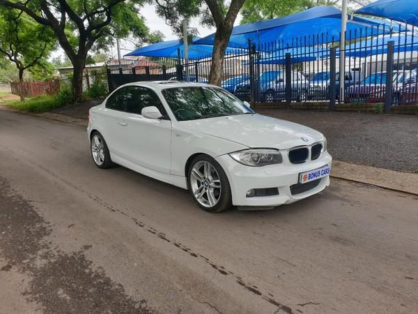 2012 BMW 1 Series 125i Coupe At  Gauteng Pretoria West_0