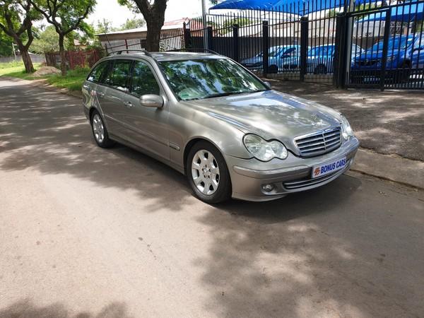2005 Mercedes-Benz C-Class C 200k Estate Sport  Gauteng Pretoria West_0