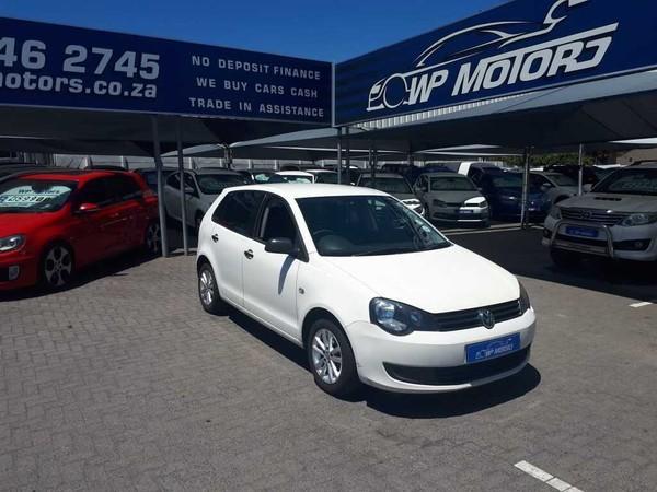 2010 Volkswagen Polo Vivo 1.6 5Dr Western Cape Bellville_0