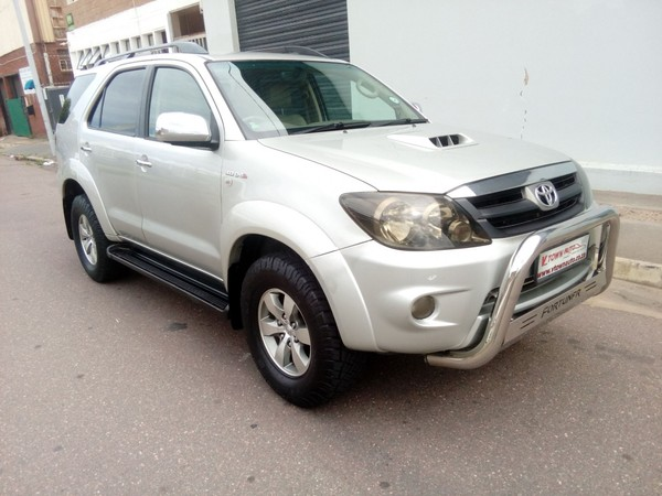 2008 Toyota Fortuner 3.0d-4d Rb  Kwazulu Natal Durban_0
