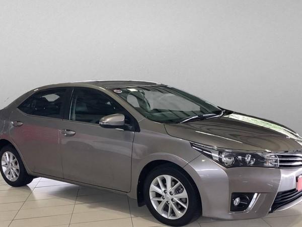 2014 Toyota Corolla 1.8 High CVT Gauteng Sandton_0