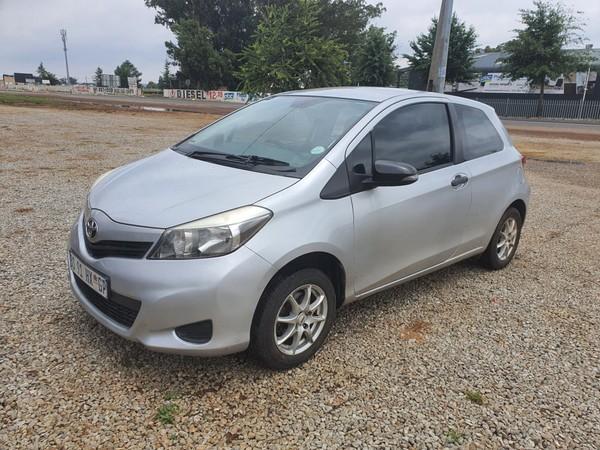 2012 Toyota Yaris 1.0 Xi 3dr  Gauteng Lenasia_0