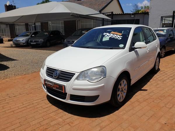 2007 Volkswagen Polo 1.6 Comfortline At  Gauteng Boksburg_0