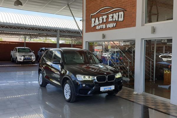2014 BMW X3 xDRIVE20i Auto North West Province Rustenburg_0