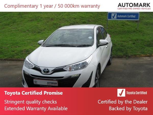 2020 Toyota Yaris 1.5 Xs CVT 5-Door Kwazulu Natal Stanger_0