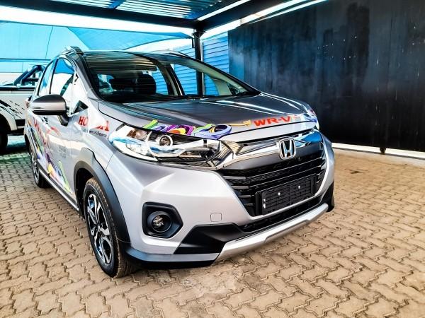 2021 Honda WR-V 1.2 Elegance Limpopo Louis Trichardt_0