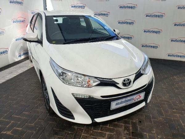 2020 Toyota Yaris 1.5 Xs CVT 5-Door Gauteng Boksburg_0