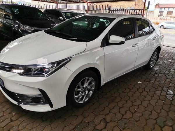 2020 Toyota Corolla 1.8 Prestige Gauteng Jeppestown_0