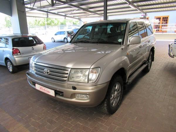 2004 Toyota Land Cruiser 100 Vx Td  Western Cape Paarl_0