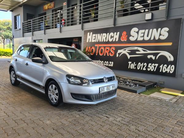 2011 Volkswagen Polo 1.6 Trendline 5dr  Gauteng Pretoria_0