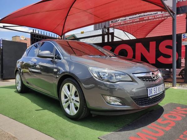 2011 Opel Astra 1.6t Sport 5dr  Gauteng Boksburg_0