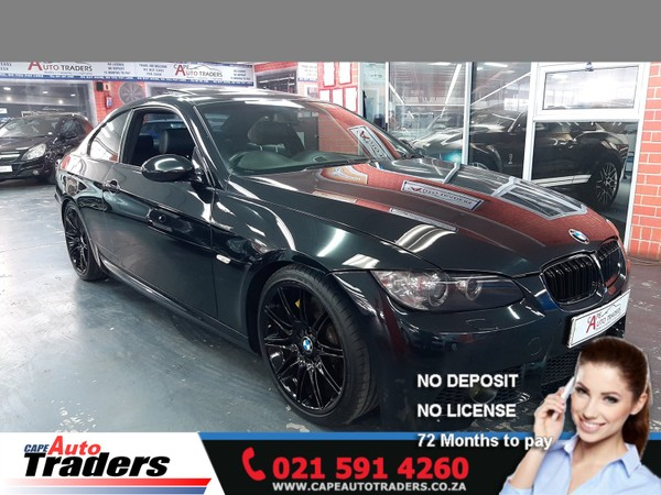 2009 BMW 3 Series 335i Coupe Sport At e92  Western Cape Goodwood_0