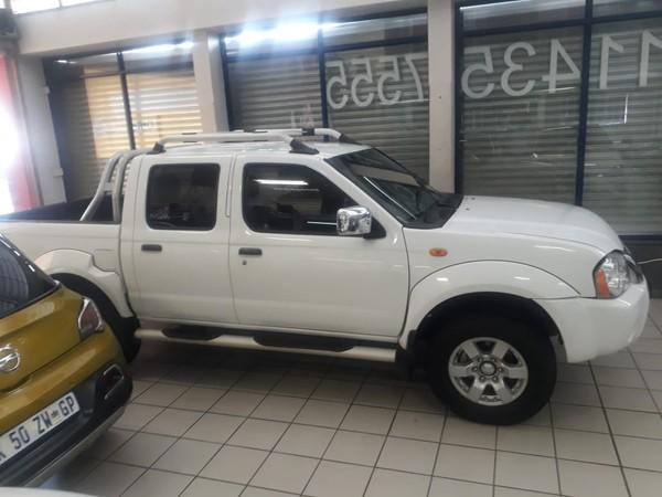 2016 Nissan NP300 2.4i Hi-Riderr Double-Cab Gauteng Johannesburg_0