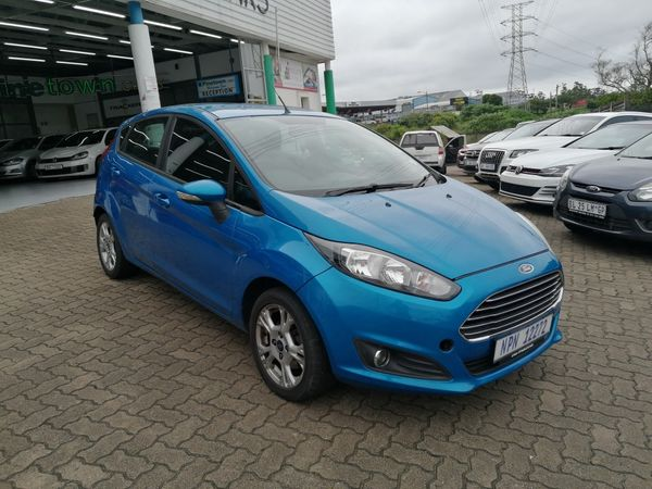 2014 Ford Fiesta 1.4i Trend 3dr  Kwazulu Natal Pinetown_0