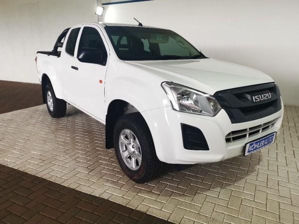 2020 Isuzu D-MAX 250 HO Hi-Rider Auto ECAB PU Mpumalanga Witbank_0