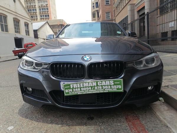 2017 BMW 3 Series 320D Edition M Sport Shadow Auto Gauteng Johannesburg_0