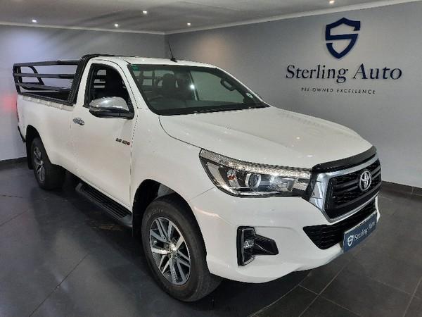 2019 Toyota Hilux 2.8 GD-6 Raider 4X4 Single Cab Bakkie Gauteng Pretoria_0
