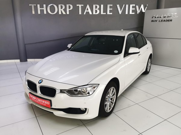 2014 BMW 3 Series 320i  At f30  Western Cape Table View_0