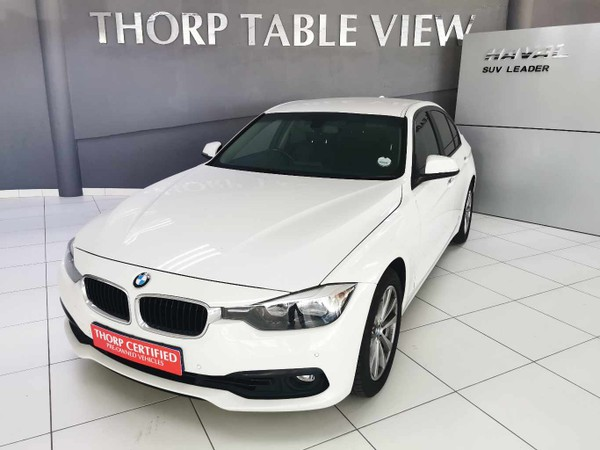 2016 BMW 3 Series 320i Auto Western Cape Table View_0