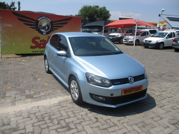2013 Volkswagen Polo 1.2 Tdi Bluemotion 5dr  Gauteng North Riding_0