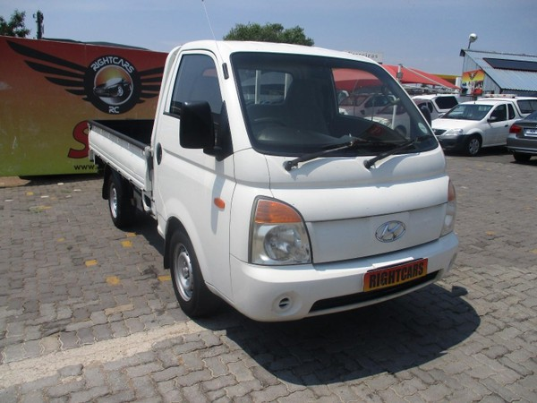 2007 Hyundai H100 Bakkie 2.6i D Fc Ds  Gauteng North Riding_0