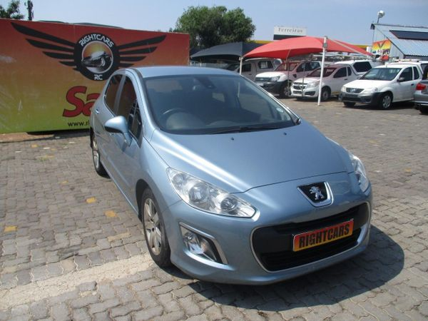 2012 Peugeot 308 1.6 Premium  Gauteng North Riding_0