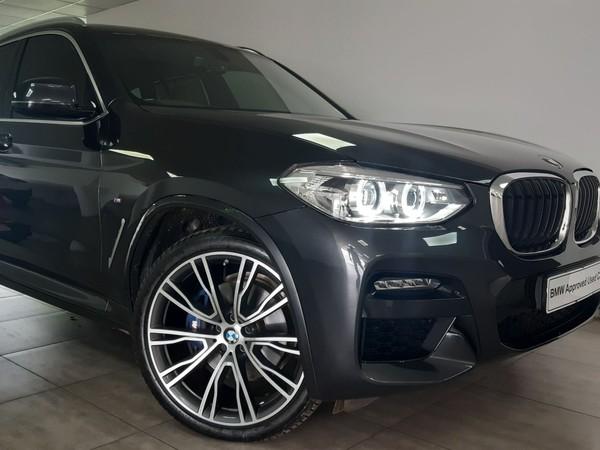 2020 BMW X3 xDRIVE 30d M Sport G01 Gauteng Germiston_0