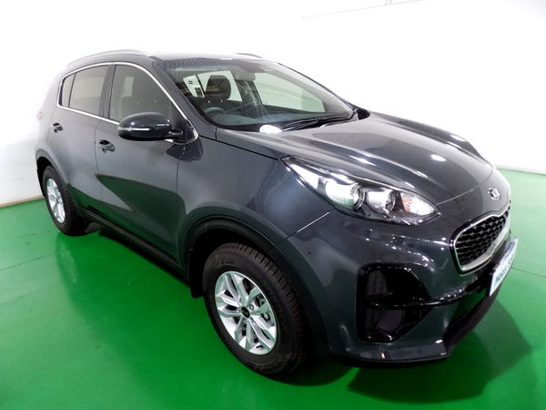 2021 Kia Sportage 1.6 GDI Ignite Auto Gauteng Pretoria_0