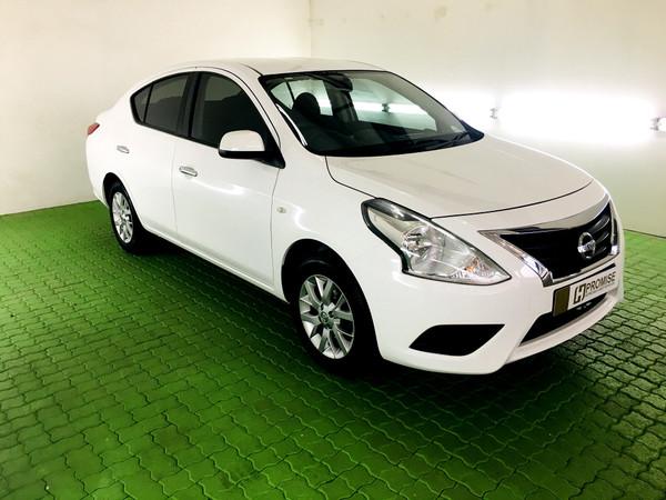 2018 Nissan Almera 1.5 Acenta Auto Mpumalanga Nelspruit_0