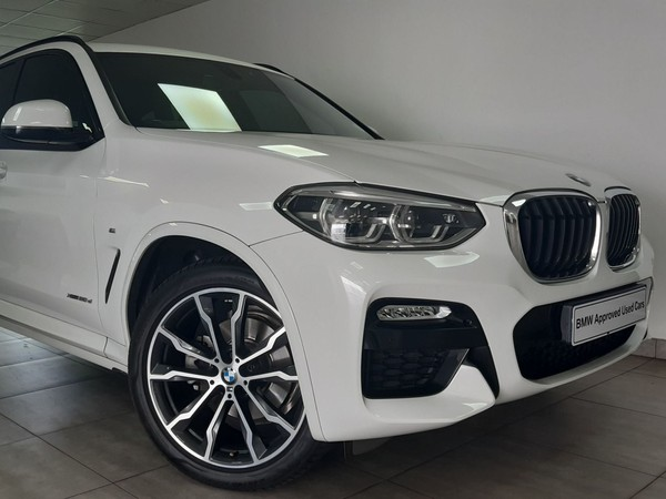 2018 BMW X3 xDRIVE20d M Sport Auto Gauteng Germiston_0