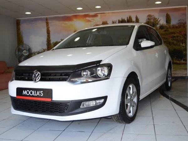 2012 Volkswagen Polo 1.6 Tdi Comfortline 5dr  Kwazulu Natal Durban_0