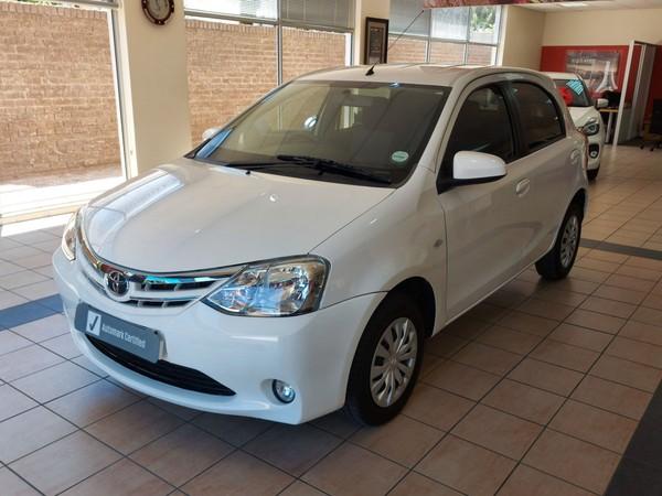 2013 Toyota Etios 1.5 Xs 5dr  Eastern Cape Joubertina_0