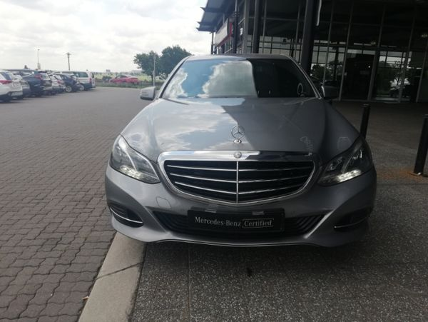 2015 Mercedes-Benz E-Class E 350 Bluetec Mpumalanga Secunda_0